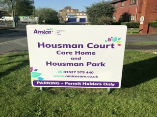 Housman Court Residents and Staff Photo Call Image